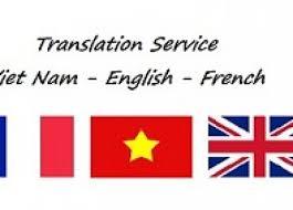 Dịch thuật tiếng anh cần cả kinh nghiệm sống