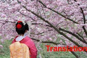 Dịch tài liệu Tiếng Việt sang tiếng Nhật