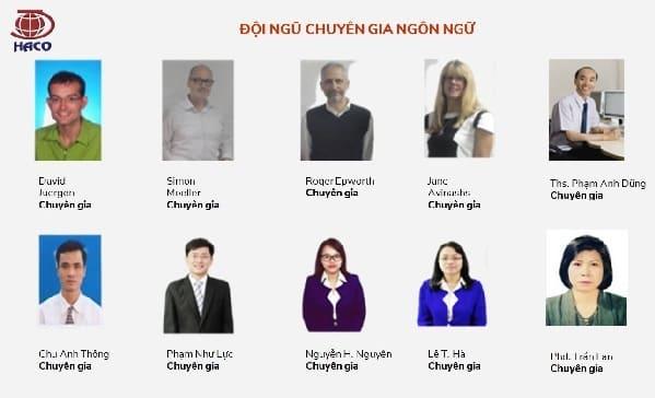 Chuyen Gia Haco