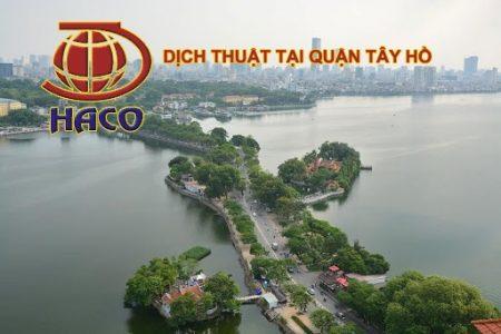 Dich Thuat Tai Tay Ho