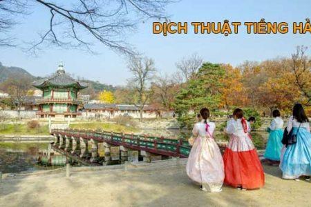Dich Thuat Tieng Han