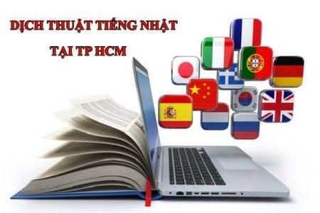 dịch thuật tiếng nhật tại tp hcm