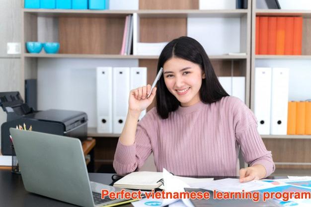 Perfect Vietnamese Learning Rogram